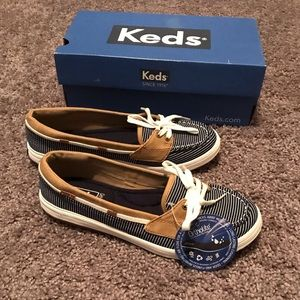 KEDS Ortholite Tennis Shoes NIB 6.5